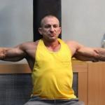 Trening Jakuba Potockiego (fot. Paco.pl)