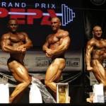 Kat. pow. 90 kg - Grand Prix PEPA Opava 2011