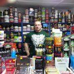Zapraszam do mojego sklepu z odżywkami i suplementami w Stalowej Woli ul. KEN 13
